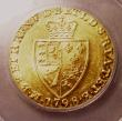 London Coins : A143 : Lot 1868 : Guinea 1798 S.3729 Choice GEF and graded 70 by CGS and in their holder, the joint finest of 22 examp...