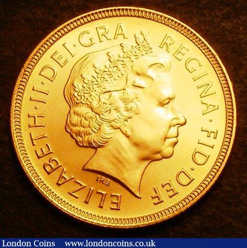 Sovereign 2000 Bullion issue Marsh 314 Lustrous UNC : English Coins : Auction 143 : Lot 2617