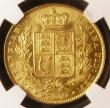 London Coins : A143 : Lot 2714 : Sovereign 1847 Marsh 30 NGC MS61 we grade EF with some contact marks