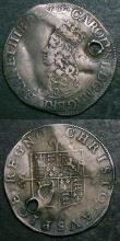 London Coins : A144 : Lot 1287 : Sixpences (2) Charles II Third Hammered issue S.3323 mintmark Crown Good Fine, Charles II First Hamm...