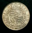 London Coins : A144 : Lot 1653 : Halfcrown 1818 ESC 621 NEF