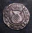 London Coins : A144 : Lot 684 : Scotland Two Shillings Charles I S.5544 About VF with grey tone