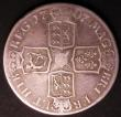 London Coins : A145 : Lot 1350 : Crown 1707E SEXTO ESC 103 VG