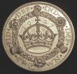 London Coins : A145 : Lot 1412 : Crown 1927 Proof ESC 367 UNC and lustrous with a couple of dark toning spots within the obverse rim ...