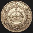 London Coins : A145 : Lot 1418 : Crown 1929 ESC 369 GVF with dull tone, brushed