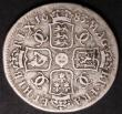 London Coins : A145 : Lot 1998 : Shilling 1683 Fourth Bust ESC 1065 G/VG, rare