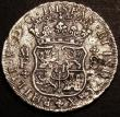 London Coins : A146 : Lot 1297 : Mexico 8 Reales 1734 MF KM#103 Good Fine a shipwreck piece