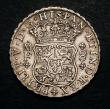 London Coins : A146 : Lot 1299 : Mexico 8 Reales 1741 KM#103 VF or better lightly toned with a few contact marks
