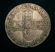 London Coins : A146 : Lot 2763 : Crown 1688 8 over 7 ESC 81, also with unbarred A in IACOBVS and second A unbarred in GRATIA (see foo...
