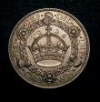 London Coins : A146 : Lot 2847 : Crown 1928 ESC 368 About EF/EF and attractively toned