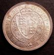 London Coins : A146 : Lot 3176 : Halfcrown 1893 ESC 726 Davies 660 dies 1A UNC and lustrous with a hint of golden tone, very minor co...