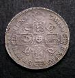 London Coins : A147 : Lot 3135 : Sixpence 1683 ESC 1523 NEF/GVF with some light haymarks on the obverse