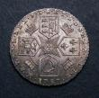 London Coins : A147 : Lot 3153 : Sixpence 1787 Hearts ESC 1629 NEF toned, Ex-Richmond Collection 1963