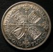 London Coins : A148 : Lot 1853 : Florin 1932 ESC 952 CGS 65 and scarce in this high grade