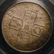 London Coins : A148 : Lot 2275 : Shilling 1708 Third Bust Plain ESC 1147 PCGS MS62