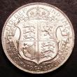 London Coins : A148 : Lot 2683 : Halfcrown 1923 ESC 770 UNC and lustrous, slabbed and graded CGS 80