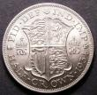 London Coins : A148 : Lot 2692 : Halfcrown 1934 ESC 783 Choice UNC and lustrous, slabbed and graded CGS 85 (UIN 12055) the second fin...