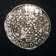London Coins : A148 : Lot 719 : German States - Stolberg-Stolberg  Thaler 1624CZ KM#52, Dav.7778 Good Fine with some scratches near ...