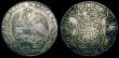 London Coins : A148 : Lot 804 : Mexico (2) 8 Reales 1849 Guanajuato Mint KM#377.8 EF, 8 Reales 1769 MF Fine Ex-Mount