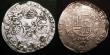 London Coins : A148 : Lot 866 : Spanish Netherlands - Brabant Quarter Patagon Albert and Elizabeth undated issues KM#34.1 (2) VG to ...