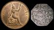London Coins : A148 : Lot 896 : Thailand 2 ATT CS109 (1890) Y23 Unc with about 20% lustre along with India - Assam Rupee 1793 - 40 K...
