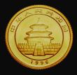 London Coins : A149 : Lot 1123 : China Peoples Republic 5 Yuan Gold 1/20th oz. 1996 KM#883 Lustrous UNC
