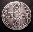 London Coins : A149 : Lot 1856 : Crown 1687 TERTIO ESC 78 VG