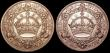 London Coins : A149 : Lot 1968 : Crowns (2) 1929 ESC 369 GVF, 1930 ESC 370 NVF both with some contact marks
