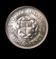 London Coins : A149 : Lot 2924 : Threepence 1943 (silver) ESC 2157 choice Unc and graded 90 by CGS
