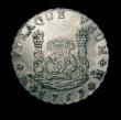London Coins : A150 : Lot 1105 : Mexico 8 Reales 1759 MoMM KM#104.2 NVF with a few thin scratches