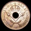 London Coins : A150 : Lot 1130 : New Guinea Shilling 1935 Specimen Strike as KM#5 UNC with a hint of toning
