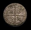 London Coins : A150 : Lot 1201 : Scotland, James IV 1488-1513. billon penny 0.64gms, class IV. O, crowned facing bust. R, long cross ...