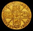 London Coins : A150 : Lot 2201 : Guinea 1726 S.3633 Bright Fine/Good Fine, ex-jewellery