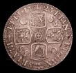 London Coins : A150 : Lot 2671 : Shilling 1723 SSC First Bust ESC 1176 EF