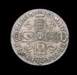London Coins : A150 : Lot 2785 : Sixpence 1683 ESC 1523 NVF