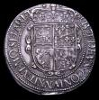London Coins : A151 : Lot 1161 : Scotland Thirty Shillings Charles I Third Coinage, Falconers issue, F by horse's hoof, rough gr...