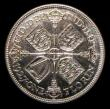 London Coins : A151 : Lot 1571 : Florin 1927 Proof ESC 947, CGS type FL.G5.1927.01, nFDC toned, slabbed and graded CGS 88