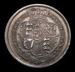 London Coins : A151 : Lot 1592 : Shilling 1819 ESC 1235, CGS type SH.G3.1819.01, A/UNC with grey tone, slabbed and graded CGS 70