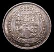 London Coins : A151 : Lot 1687 : Sixpence 1825 ESC 1659 CGS type SP.G4.1825.01 VF with grey tone, slabbed and graded CGS 55