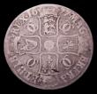 London Coins : A151 : Lot 2160 : Crown 1677 ESC 52 NVG