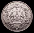 London Coins : A151 : Lot 2260 : Crown 1928 ESC 368 GVF