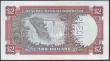 London Coins : A151 : Lot 466 : Rhodesia $2 perforated SPECIMEN dated 17th February 1970 series K/35 000000, Pick31as, corner folds,...
