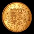 London Coins : A152 : Lot 1111 : Canada 10 Dollars 1913 Canadian Gold Reserve PCGS MS63+