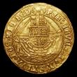 London Coins : A152 : Lot 1953 : Angel Henry VII mint mark Pheon S 2187 EF or near so on a generous flan with good detail, desirable ...