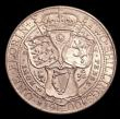London Coins : A152 : Lot 2744 : Florin 1900 ESC 884 UNC and lustrous with only a few light contact marks, a pleasing piece