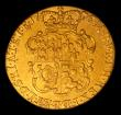 London Coins : A152 : Lot 2789 : Guinea 1776 GVF and graded 50 by CGS and in their holder