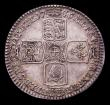 London Coins : A152 : Lot 3269 : Shilling 1745 LIMA ESC 1204 GVF nicely toned