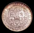 London Coins : A152 : Lot 3346 : Shilling 1898 ESC 1367 Choice UNC and lustrous with a hint of toning