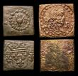 London Coins : A152 : Lot 626 : Coin Weights (4) Ireland Guinea 1760 W.2282, Netherlands Half Real, Antwerp (2) Half Ecu and Half Re...