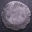 London Coins : A153 : Lot 1061 : Ireland Shilling Philip and Mary 1555 S.6500 mintmark Portcullis, Fair/VG the legends and obverse mi...